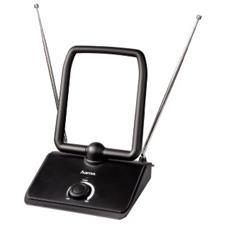 Antenna DVB-T amplificata 40DB, nera