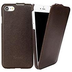 Cuoio Flip iPhone 7 Italian Mocca