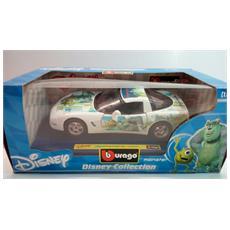Modellino Auto Disney - - Disney Formula Monster, Inc - Scala 1:24