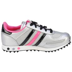 7ca8a6e81a ADIDAS - Scarpe Junior La Trainer Jr Originals - 2.5 Grigio-nero-fucsia