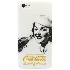 Cover in Policarbonato per iPhone 5C Colore Bianco