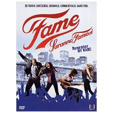 DVD FAME - SARANNO FAMOSI (singolo)