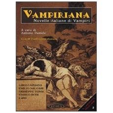 Vampiriana. Novelle italiane di vampiri