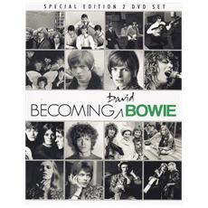 Dvd Bowie David - Becoming David Bowie
