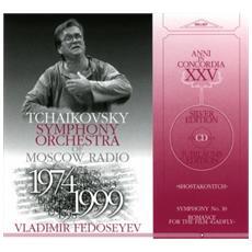 Shostakovitch, D. - Sinfonie 10 / romance For T