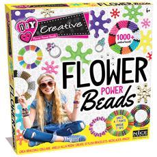 Flower Power Beads 46000 Set Creazione Perline