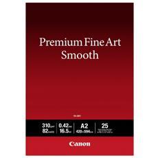 FA-SM 1 Premium FineArt Smooth A 2, 25 fogli 310 g