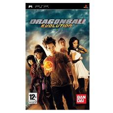 Psp - Dragon Ball Evolution