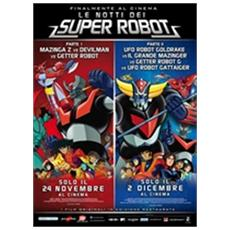 DVD SUPER ROBOT (3 DVD lim. edit.)