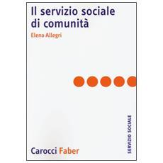 Servizio sociale di comunit� (Il)