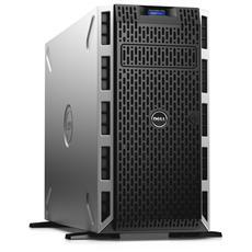Server PowerEdge T430 Processore Intel Xeon E5-2620v3 Six-Core 2.4 GHz Ram 16 GB Hard Disk 600 GB Raid 0/1/10/5/50/6/60 No Sistema Operativo