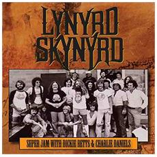 Lynyrd Skynyrd - Super Jam With Dickie Betts & Charlie Daniels