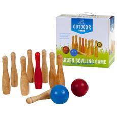 Gioco Bowling Per Giardino