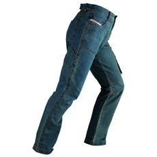 Pantalone da Lavoro Touran Jeans Elasticizzato Taglia XXL