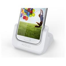 LCM-SI95, Auto, Telefono cellulare, USB, Bianco, amsung Galaxy S4, CE, RoHS