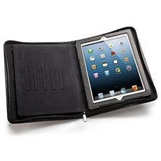 """QD-360-K 9.7"""" Custodia a libro Nero compatibile Apple iPad"""