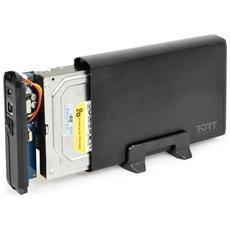 900032, SSD, SATA, Seriale ATA II, 3.0 (3.1 Gen 1) , Nero, Alluminio, 100 - 240 V