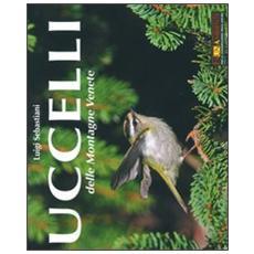 Uccelli delle montagne venete. Con CD-ROM