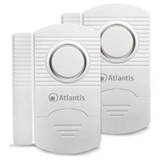 A09-VA-A500-2DR Kit Sensori Aperture per Porte e Finestre
