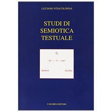 Studi di semiotica testuale