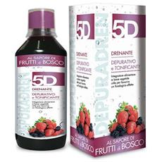 5d Sleeverato Frutti Bos 500ml