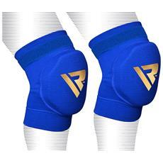 Mma Tutore Fascia Ginocchio Support Boxe Ginocchiere Pallavolo Crossfit Protezione Fitness K1u Xl