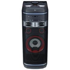 Mini OK75 Onebody CDMp3 BT Usb Mic 1000w