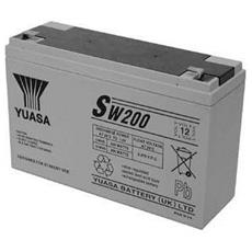 SW200, Acido piombo (VRLA) , 200 Wh, 5 Ah, 2 kg, 5 cm, 9,4 cm