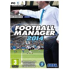 PC - Football Manager 2014