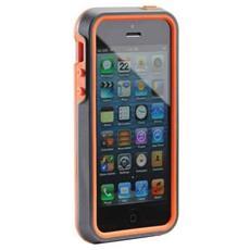 Custodia Protettiva Iphone 5-5s Arancione . In