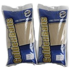 Pastura Goldenbaits Super Storione Unica Marrone