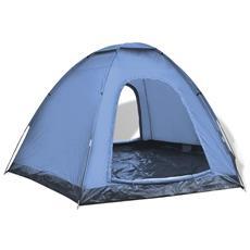 Tenda Per 6 Persone Blu