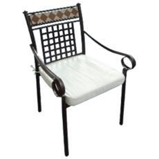Sedie Poltrone Stilnovo Con Cuscino