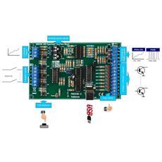Kit Esperimento USB Scheda di Interfaccia K8055N