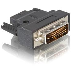 Video Adapter DeLOCK 65024 - Connettori placcati in oro
