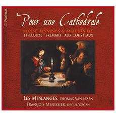 V / C - Pour Une Cathedrale