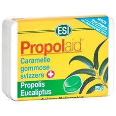 Propolaid Caramelle Gommose 50g Propolis Eucaliptus