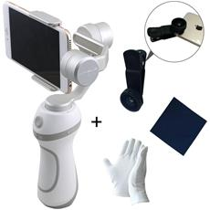 Stabilizzatore Vimble C per Smartphone Camera Colore Bianco