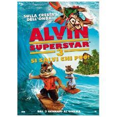 BRD ALVIN SUPERSTAR 3 (+DVD+dig. copy)