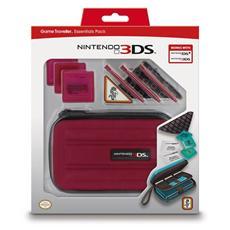 N3DS - Pack Ufficiale Nintendo - Colori Assortiti
