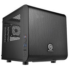 THERMALTAKE - Case Compatto Core V1 Mini-ITX Colore Nero