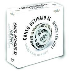 Ten Holt Simeon - Canto Ostinato Xl (12 Cd)