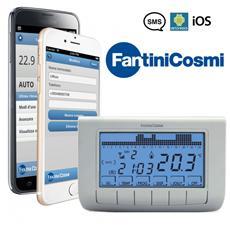 Termostato cronotermostato CH140 GSM programmazione settimanale Fantini Cosmi