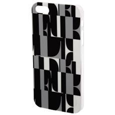 ELLE original iPhone 5/5s Nero frontalino per cellulare