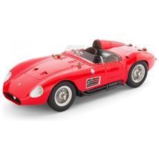 105 Maserati 300s 1956 Red 1:18 Modellino