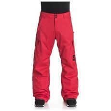 Pantalone Uomo Banshee Rosso S