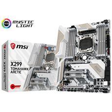 MSI - Scheda Madre X299 TOMAHAWK ARCTIC Socket LGA 2066...
