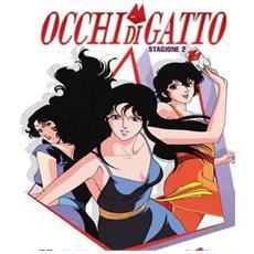 Occhi Di Gatto - Stagione 02 (5 Blu-Ray)