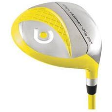 S Golf Mkids Fairway Rh 45in Giallo Bambino 115 Cm