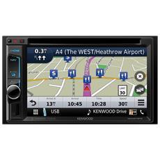 """Sintomonitor con Navigazione DNX317BTS Schermo da 6,2"""" con DVD e Bluetooth Integrato"""
